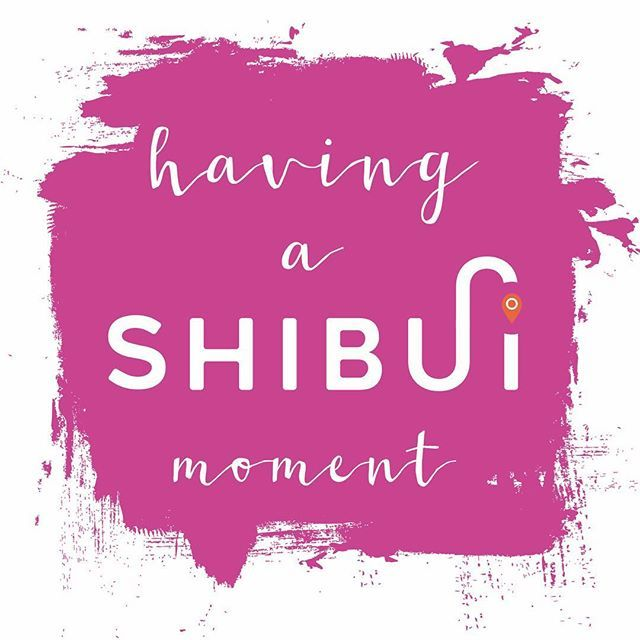 D R E A M  It's the weekend, the sun is shining and we are happily editing and designing our way through the pages of our very first SHIBUI Issue. #hot #pink #flush #exciting