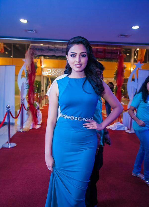 Actress Amala Paul at SIIMA 2013