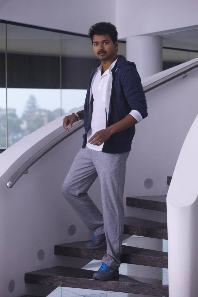 Vijay in Thalaiva Movie