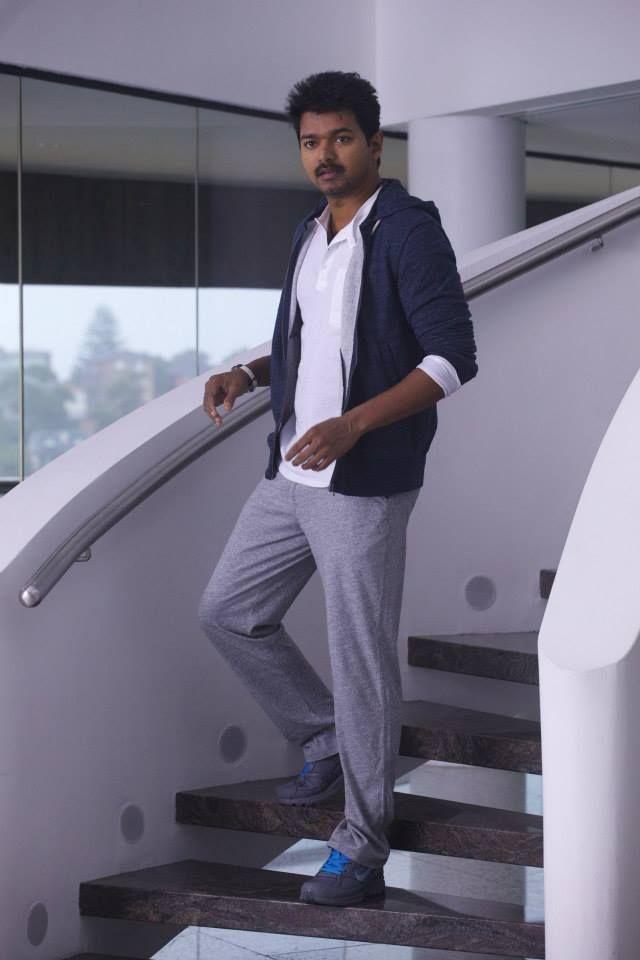 Vijay in Thalaiva Movie