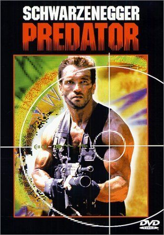 Predator -- On a mission in a Central American jungle, a team of commandos find themselves hunted by an extra-terrestrial warrior - 1987♥♥♥