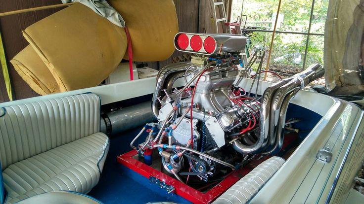 1974 Super Singer jet boat for sale 12