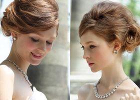 時代を超えて愛される、花嫁ヘアの前髪タイプ別4!