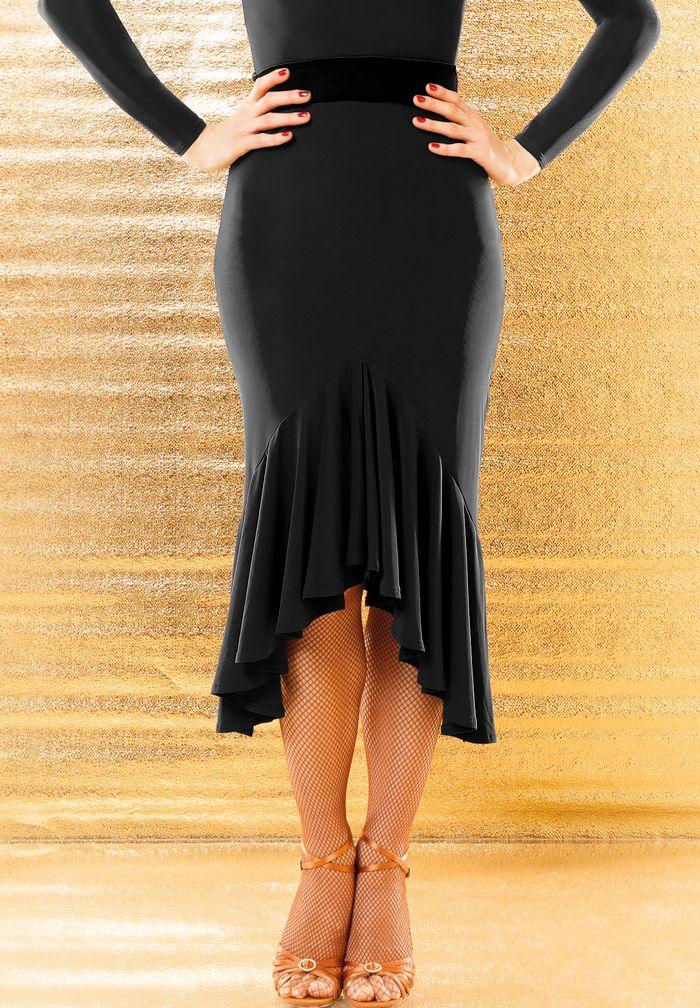 Chrisanne Clover Helix Latin Skirt   Dancesport Fashion @ DanceShopper.com