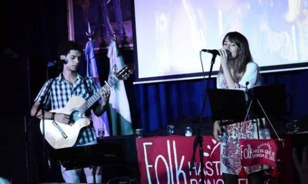 El festival de música folk rindió su homenaje a la mujer en San Isidro