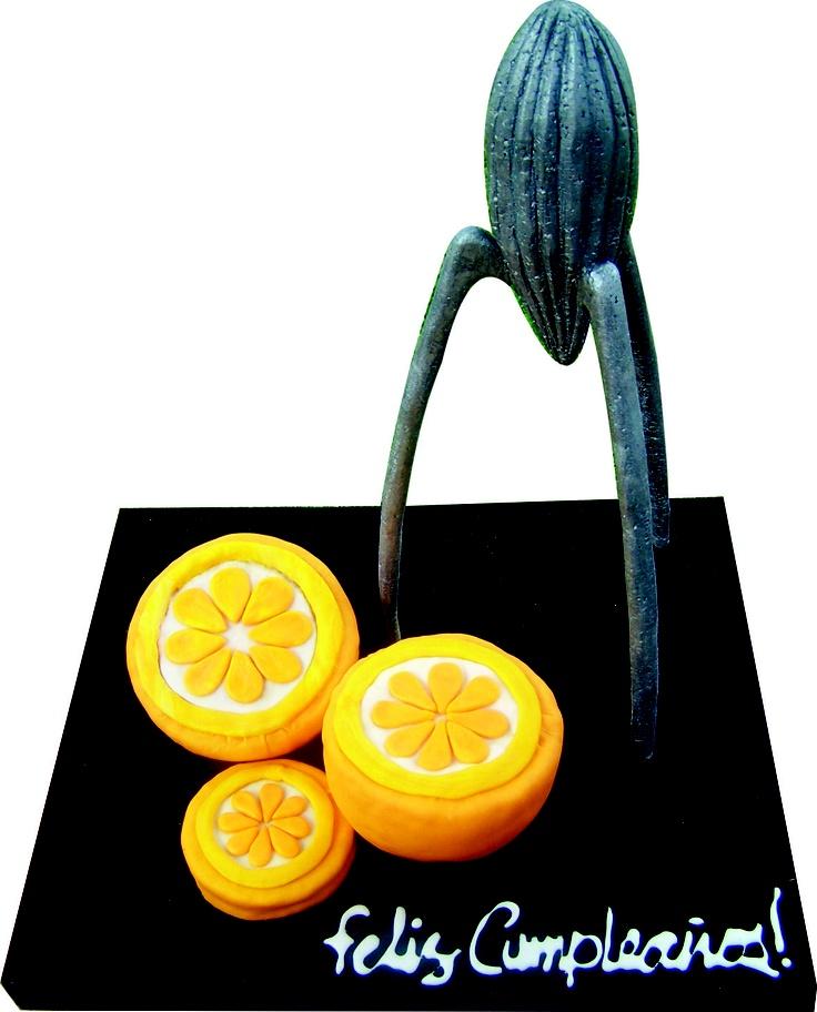 Naranja Cake