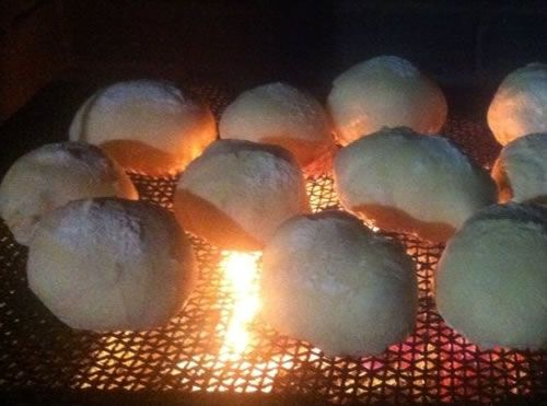 cool Roosterkoek Recipes  (Bread made on the grill when braaiing) Everybody loves Roosterkoek! See our different easy recipes for dough, If you are making your own dough, or buying ready made dough at Spar or elsewhere, you will have the best result if you let the dough rise double in size and make it as explained below. Super 'LEKKER' and light!  https://www.sapromo.com/roosterkoek-bread-made-on-the-grill-when-braaiing/3740