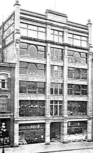 Trapp Block Building