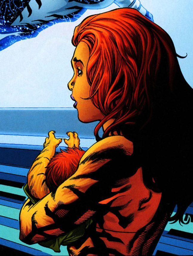 Marvel Tigra Son 17 Best images ...