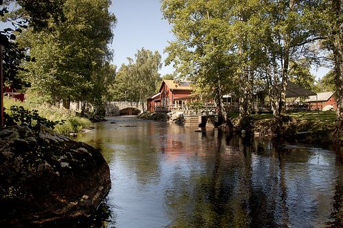 Korrö, Småland