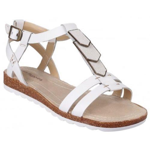 Sandals Womens Tan Tan Original Schuh Luster Entirely