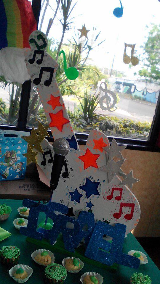 decoracion de junior express