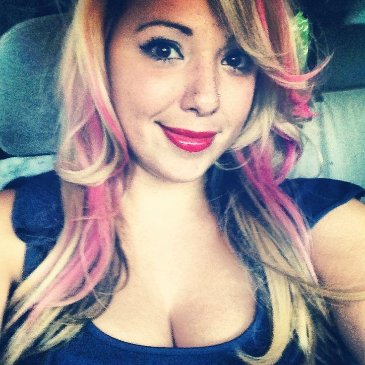 Baby Pink Hair Tumblr