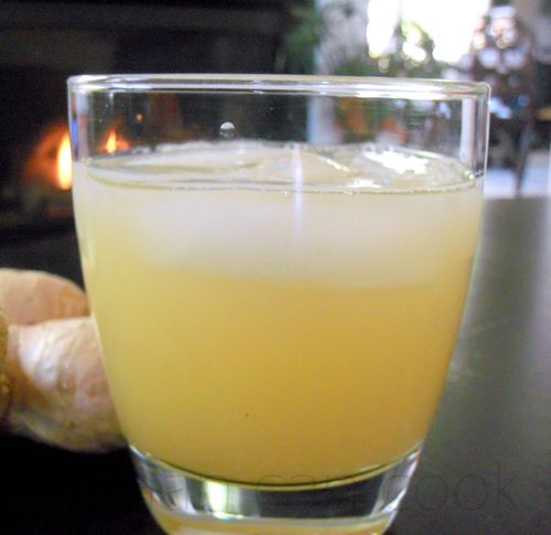 Ginger beer recipe - perfect to add with spiced rum to make a dark and stormy
