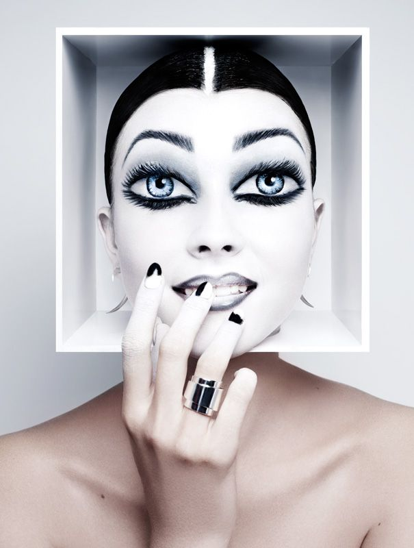 RANKIN Hunger Portrait Beauty Andrew Gallimore