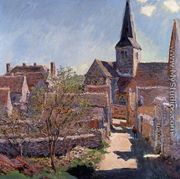 Bennecourt - Claude Oscar Monet