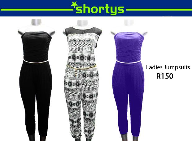 look good,pay less #shortys #jumpsuits