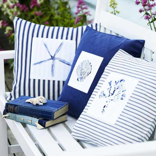 Add Coastal Charm With Nautical Cushions prima.co.uk