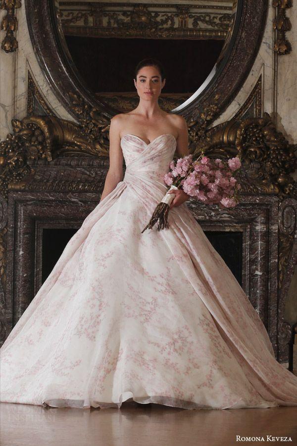 Romona Keveza Luxe Bridal Collection Spring 2016 Wedding Dresses | Wedding Inspirasi