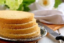 Helppo munaton ja maidoton vaalea kakkupohja