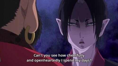 Hozuki's Coolheadedness   Hoozuki no Reitetsu   Anime Manga Funny Otaku Quote
