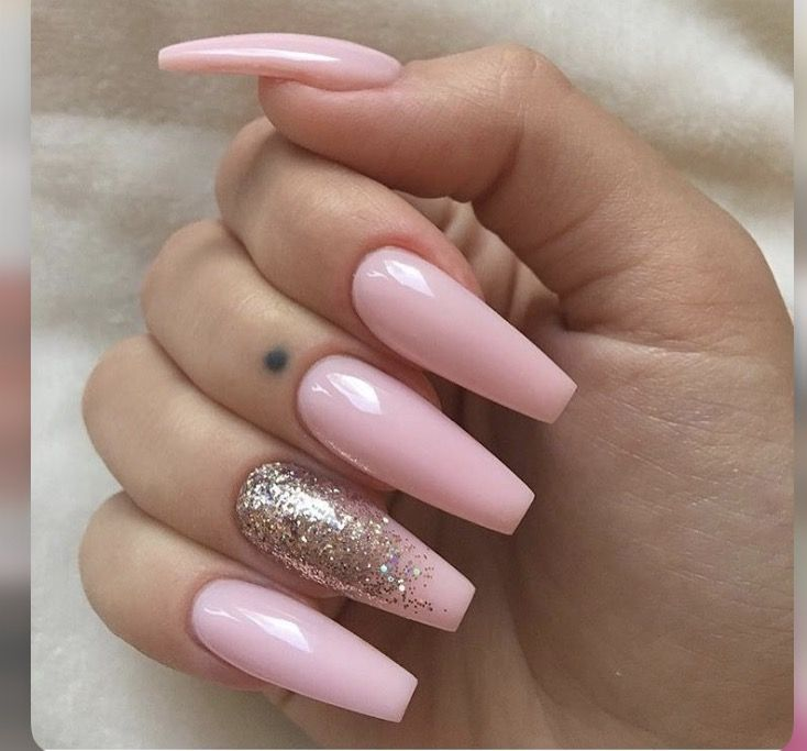 25 best ideas about pink nails on pinterest pretty