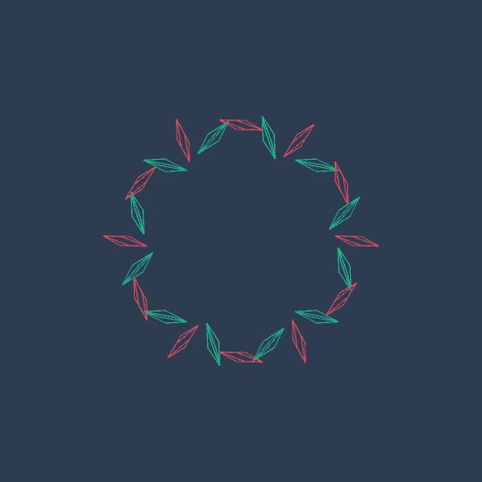 Geometric Animations / 161130 gif openframeworks generative art creative coding code design animation gif art gif artist geometry sasj http://ift.tt/2fRC0OR
