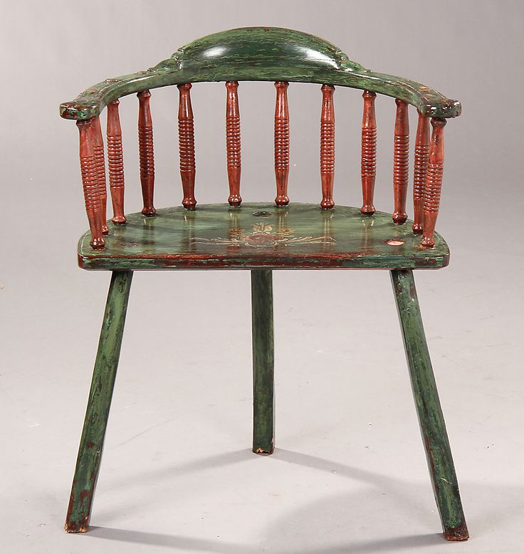 Peasant´s chair - 18th century - from lauritz.com