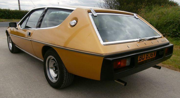 Forgotten design - Lotus 1979