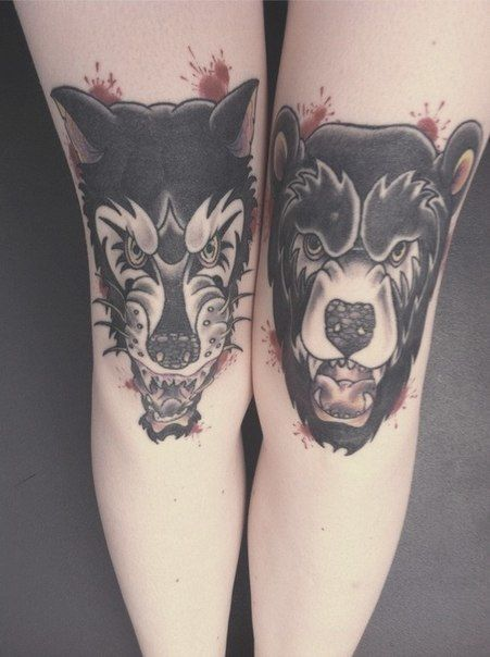 Really weird to find my tattoos on Pinterest...
