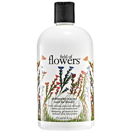 smells like, a field of flowers: Field Of Flowers, Amazing Grace