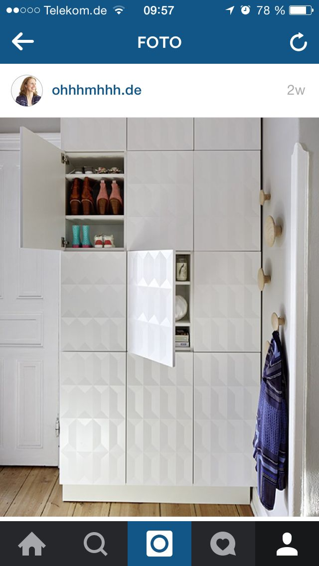 1000+ images about Einbauschrank on Pinterest Storage, Doors and
