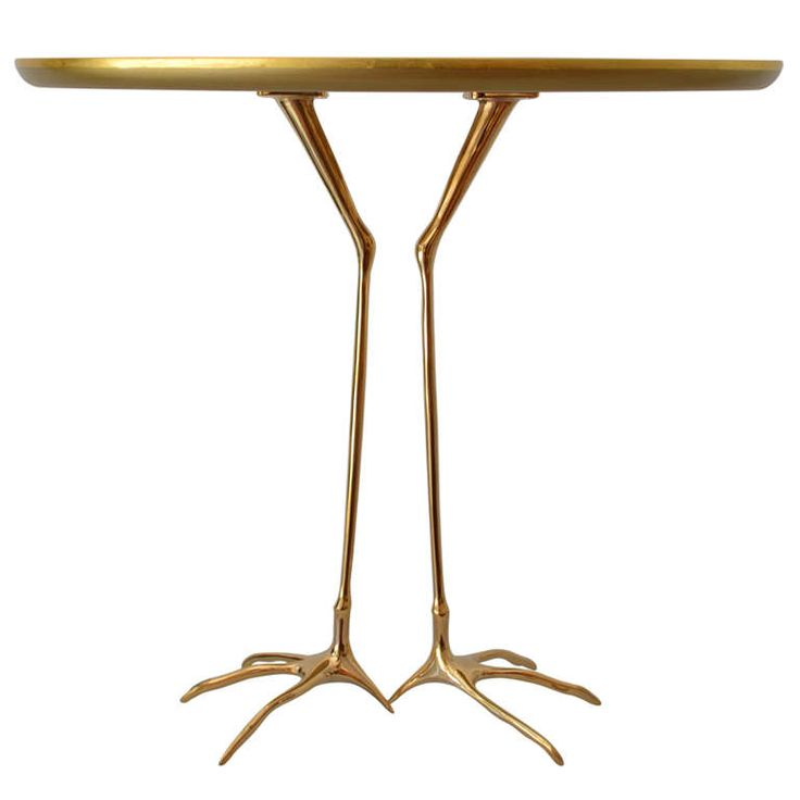 Meret Oppenheim Traccia Table   From a unique collection of antique and modern side tables at http://www.1stdibs.com/furniture/tables/side-tables/
