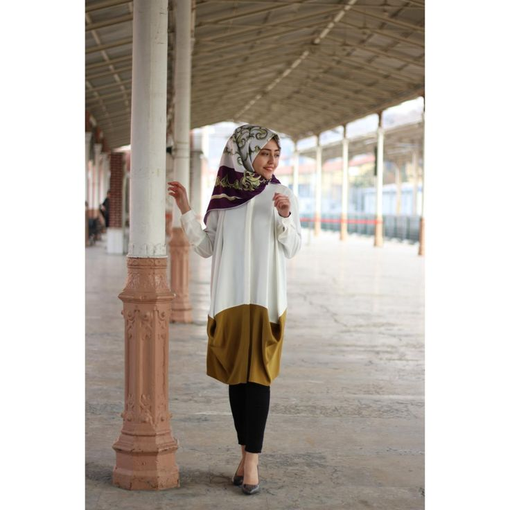 Two colored Tunic