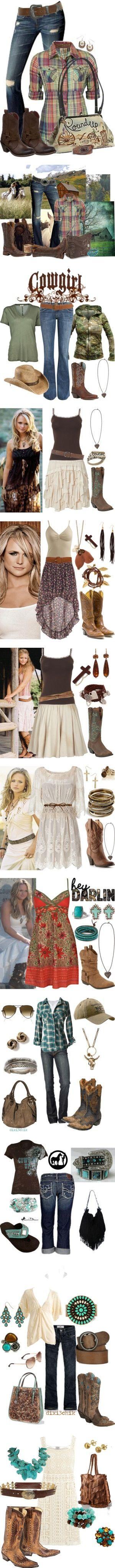 Miranda lambert outfits