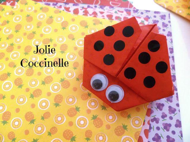 Jadhéo: Un samedi en origami