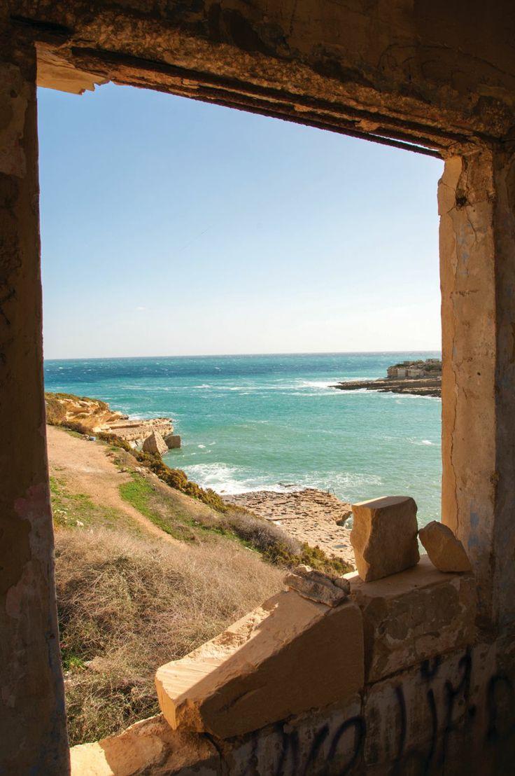 turquoise beaches in Malta