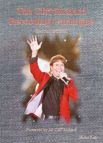 The Cliff Richard Recording Catalogue -kirja