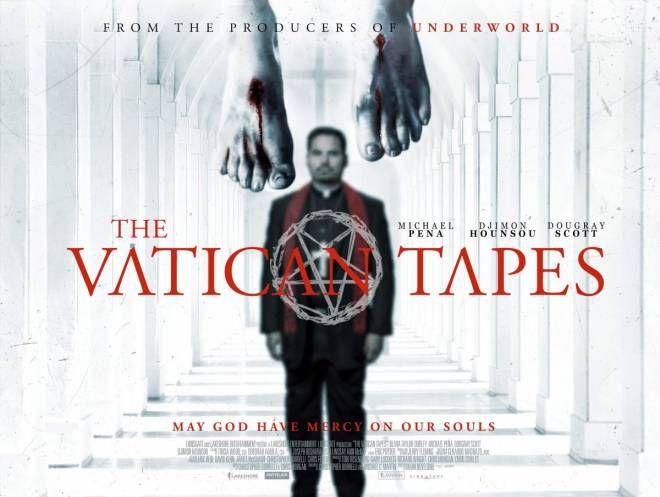 The Vatican Tapes il film horror soprannaturale con Olivia Taylor Dudley