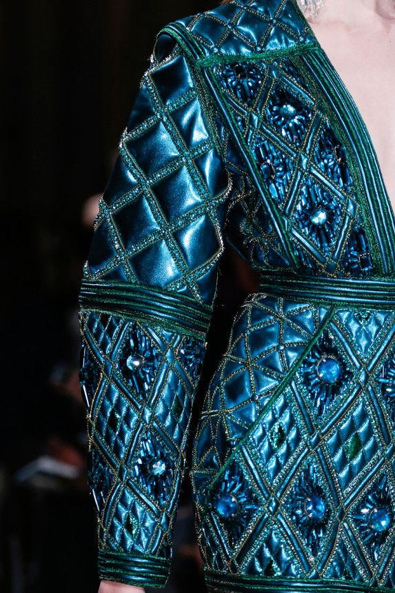 Balmain Fall 2013 – Vogue