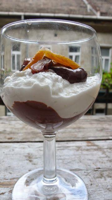 Vöröskaktusz diétázik: Bounty pohárkrém
