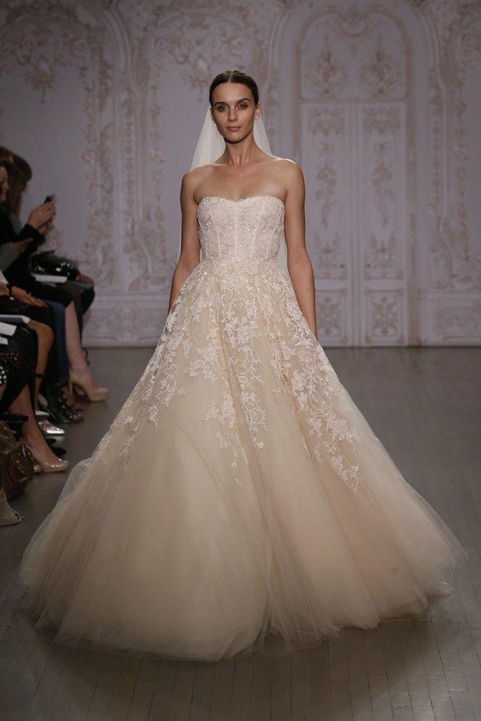 17 Best ideas about Monique Lhuillier Wedding Dresses on Pinterest ...