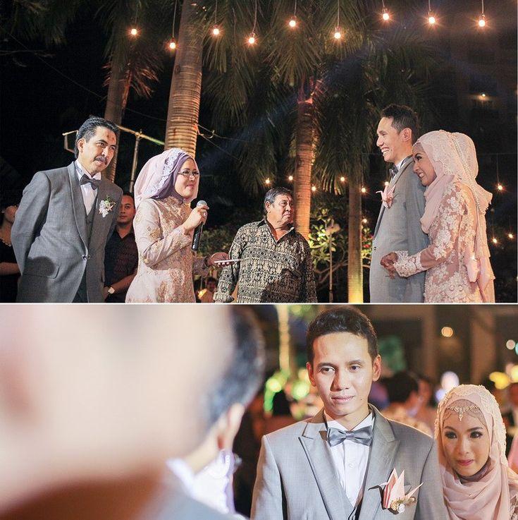Personalize adalah keyword dari pernikahan outdoor yang diselenggarakan ini. Yuk baca bagaimana Anya mendesign pernikahannya sehingga begitu personal!