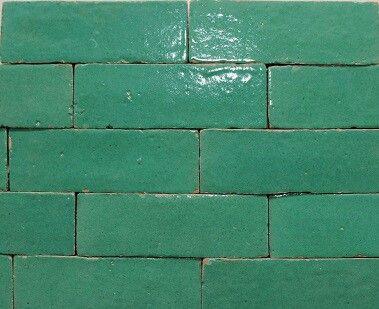 Marokkaanse bejamat tegels turquoise verde