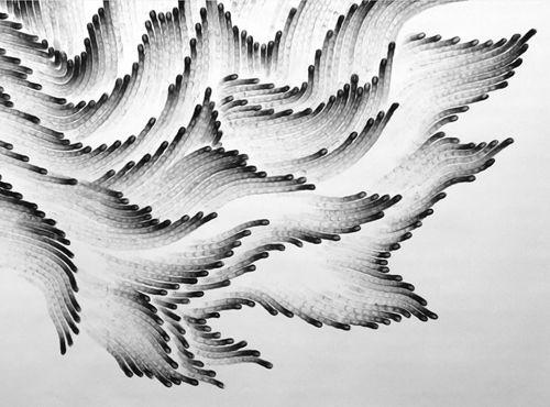 Parete con impronta => http://blog.gromia.it/arredare-una-parete-vuota-10-idee-da-cui-prendere-spunto/