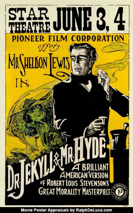 Thesis –Dr. Jekyll and M. Hyde.