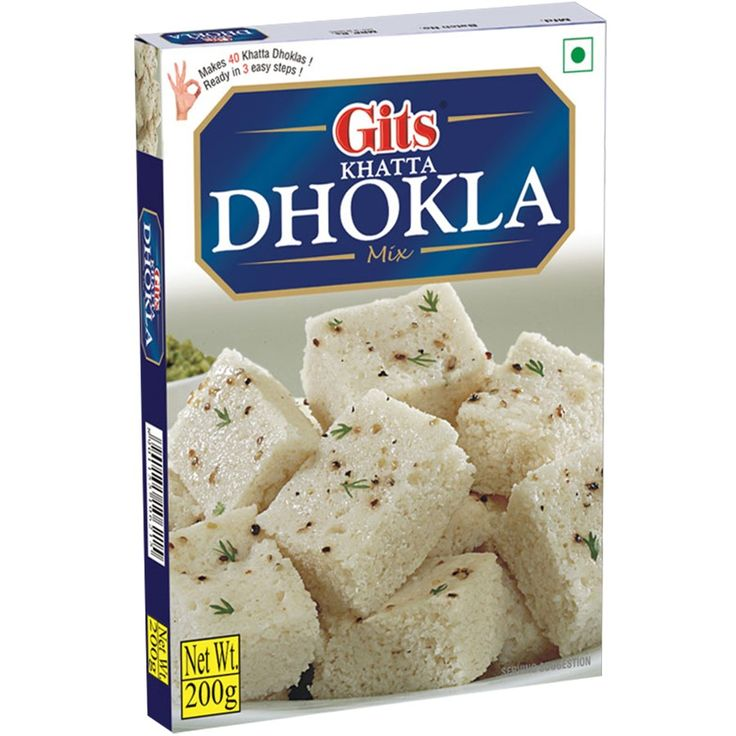 GITS KHATTA DHOKLA 500 GMS - It is specialty of Gujarat.It is mostly an evening favorite.