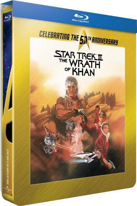 Star Trek II : La colère de Khan [Director's Cut - 50ème anniversaire Star Trek…