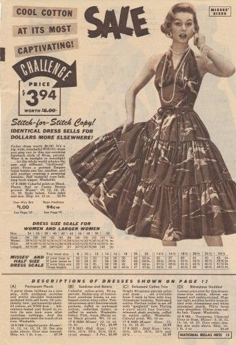 1950s Hawaiian Style Dresses and Shirts
