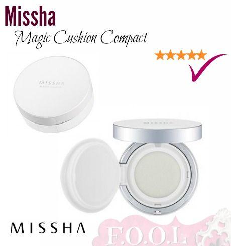 Missha Magic Cushion Compact